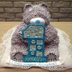 Торт МЕГАТОРТ Торт «Тэдди»