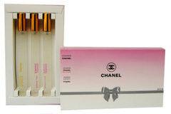 Парфюмерия Chanel Chanel подарочный набор 3х15