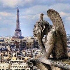 Туристическое агентство Респектор трэвел Экскурсионный автобусный тур «Париж + Прага эконом»