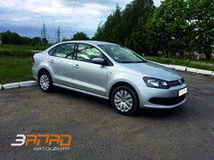 Прокат авто Прокат авто Volkswagen Polo Sedan 2014