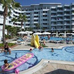 Туристическое агентство VIP TOURS Пляжный авиатур в Турцию, Аланья, Senza Hotels Grand Santana Hotel 4*