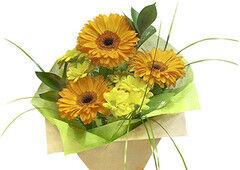 Магазин цветов Долина цветов Букет «Стиль минимализма»