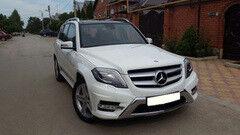 Прокат авто Прокат авто Mercedes-Benz GLK 2012 г.в.