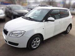 Прокат авто Авто эконом-класса SKODA Fabia 2010