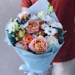 Магазин цветов Кошык кветак Букет классический №20