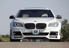 Прокат авто Прокат авто BMW 7-series F02 White