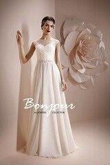 Свадебный салон Bonjour Свадебное платье «Maura» из коллекции ALLEGRESSE 2017