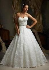 Свадебное платье напрокат Mori Lee Платье свадебное 5115