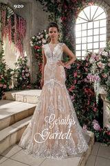 Свадебный салон Garteli Свадебное платье 920 garteli