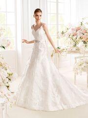 Свадебное платье напрокат Avenue Diagonal (Pronovias) Свадебное платье PARSA