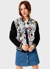 Верхняя одежда женская O'stin Куртка-бомбер женская LT2V24-99