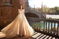 Свадебный салон Crystal Платье свадебное Odrie