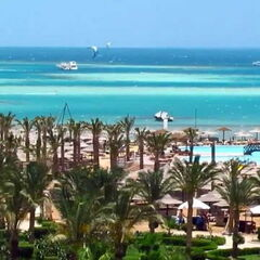 Туристическое агентство EcoTravel Пляжный авиатур в Египет, Хургада, Hawaii Riviera resort & aqua park (ex. Festival Riviera) 5*