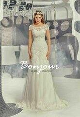 Свадебный салон Bonjour Свадебное платье «Jessi» из коллекции LAMBRE 2017