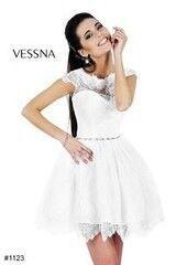 Вечернее платье Vessna Коктейльное платье арт.1123 из коллекции vol.1 & vol.2 & vol.3