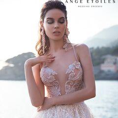 Свадебное платье напрокат Ange Etoiles Свадебное платье Ali Damore Beverly
