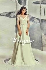 Свадебный салон Bonjour Свадебное платье «Viktoria» из коллекции L'ECLAT 2016