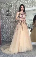 Вечернее платье Vanilla room (Ванилла рум) Платье E-002