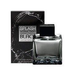 Парфюмерия Antonio Banderas Туалетная вода Splash Black Seduction, 100 мл