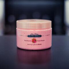 Уход за телом Mon Platin Масло для тела для предотвращения старения с розой и шиповником 300 мл