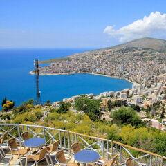 Туристическое агентство Боншанс Пляжный авиатур в Албанию, Саранда, ALER Hotel Saranda 3+*