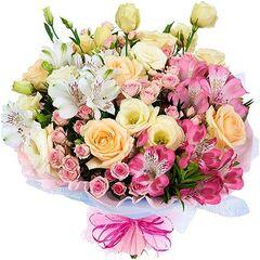 Магазин цветов LION Букет «Сказочный»