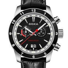 Часы DOXA Наручные часы Grancircuit 140.10.101.01