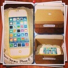 Торт МЕГАТОРТ Торт «iPhone»