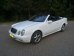 Прокат авто Прокат авто без водителя, Mercedes-Benz Кабриолет CLK