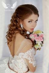 Свадебное платье напрокат ALIZA Платье свадебное «Amor 2» Soffito