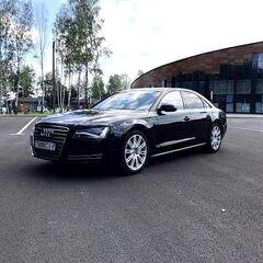 Прокат авто Прокат авто Audi A8 D4 2012 г.