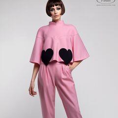 Костюм женский Pintel™ Брючный костюм из натуральной шерсти Shinele