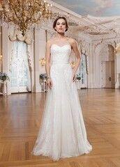 Свадебное платье напрокат А-силуэт Lillian West Платье свадебное  «Ava»