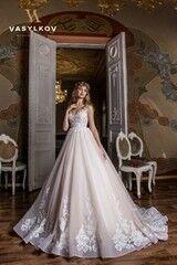 Свадебный салон Vasylkov Платье свадебное Caroline