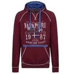 Кофта, рубашка, футболка мужская Napapijri Толстовка мужская Badin N0Y9P4R83