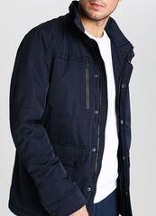 Верхняя одежда мужская O'stin Утеплённая мужская куртка с воротником-стойкой MJ6V57-68