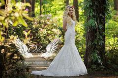 Свадебное платье напрокат ALIZA Свадебное платье «Javana» Soffito
