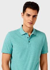 Кофта, рубашка, футболка мужская O'stin Мужская рубашка-поло из пике MT6V33-42