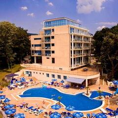 Туристическое агентство EcoTravel Пляжный авиатур в Бoлгарию, Золотые Пески, Holiday Park (Холидей Парк) 4*