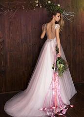 Свадебное платье напрокат А-силуэт Daria Karlozi Свадебное платье Шикарная Lillac