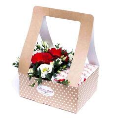 Магазин цветов Долина цветов Цветочная композиция «Райское наслаждение»