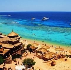 Горящий тур Мастер ВГ тур Пляжный aвиатур в Египет, Шарм-Эль-Шейх, Albatros Aqua Park 5*