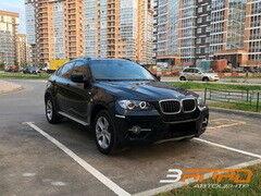 Прокат авто Прокат авто BMW X6 черный 2009