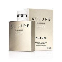 Парфюмерия Chanel Туалетная вода Allure Homme Edition Blanche, 100 мл