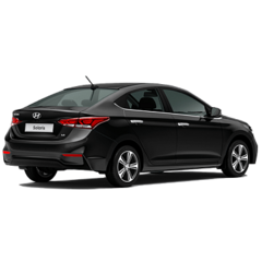 Прокат авто Прокат авто Hyundai Solaris 2018 черный