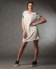 Платье женское MISUTERI Платье Nekutai White SS0127