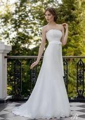 Свадебный салон Robe Blanche Платье свадебное Liticia