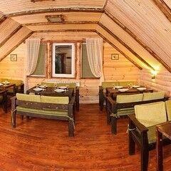 Банкетный зал Комарово Охотничий зал