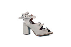 Обувь женская A.S.98 Босоножки женские 3002 (белые)