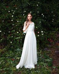 Свадебный салон UNONA Свадебное платье «Amanda» из коллекции MALACHITE
